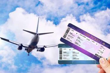 Booking Airticket
