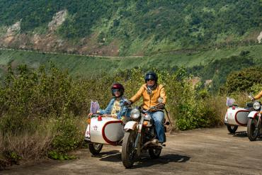 Explore Son Tra Peninsula by Classic Sidecar