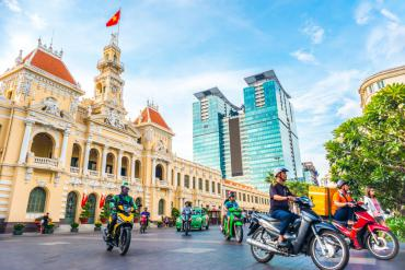 Amazing Saigon