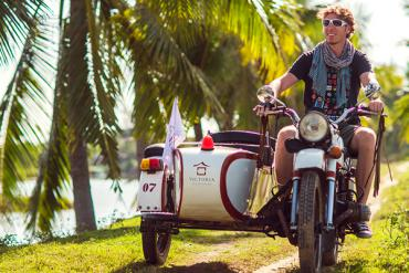 Explore Hoi An by Classic Sidecar